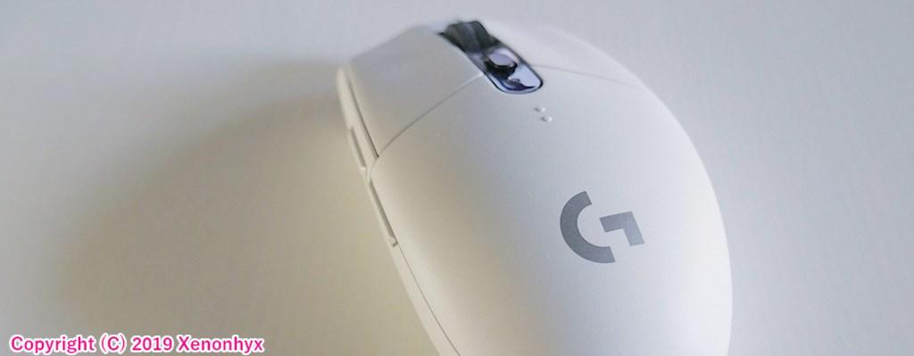 Logiccol G マウス