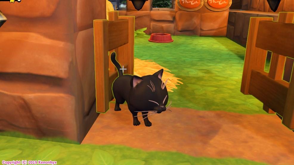 ドラゴンクエストビルダーズ2 黒猫