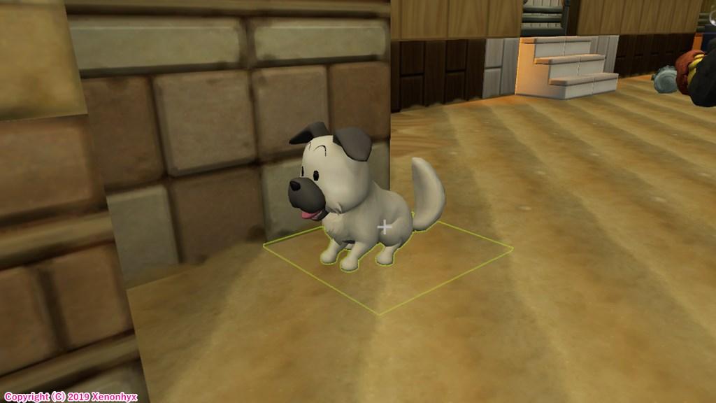ドラゴンクエストビルダーズ2 レア犬