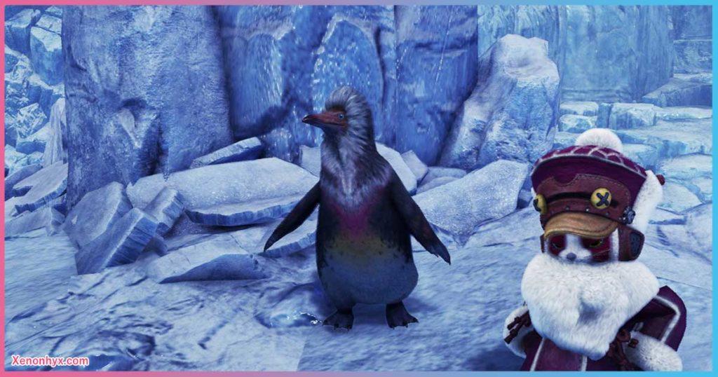 キブクレペンギン
