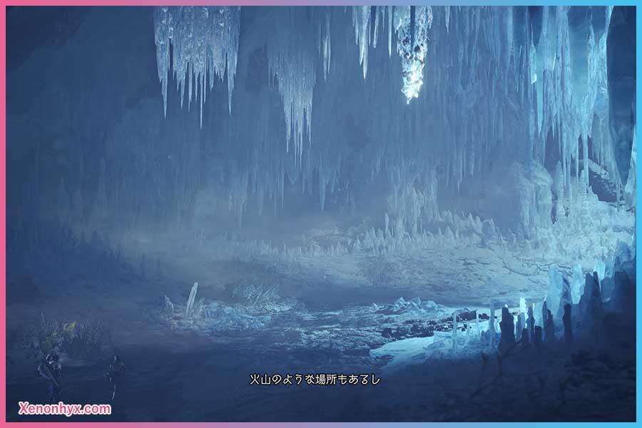 アイスボーン 導きの地 氷雪地帯