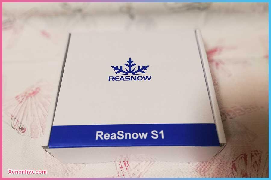 ReaSnow S1 箱