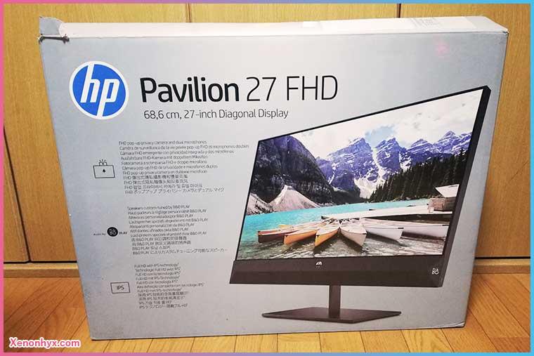 HP Pavilion 27 FHD